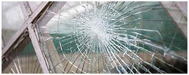 Portslade Smashed Glass